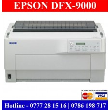 EPSON DFX-9000 Dot Matrix Printer Price Sri Lanka