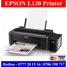 Epson L130 Ink Tank colour Printer price in Sri Lanka. Epson L130 for sale in Sri Lanka