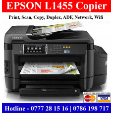 Epson L1455 Multi Function Printer Price Sri Lanka. Epson L1455 Colour Photocopy