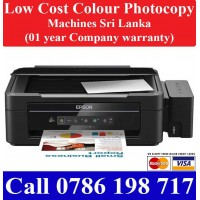 Epson L360 all in one printer price in Sri Lanka. Printer, scanner, photocopy in Sri Lanka