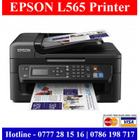 Epson L565 Printer, Photocopier, scanner and fax Price Sri Lanka