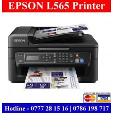 Epson L565 Printer, Photocopier, scanner and fax Price Sri Lanka