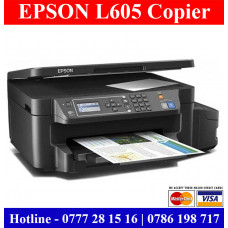 Epson L605 Multi function Printers Sri Lanka. Epson printer dealer Sri Lanka