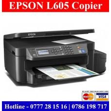 Epson L605 Multi function Printers Sri Lanka. Epson printer dealer Sri Lanka