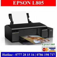 Epson L805 Photo Printer Price in Sri Lanka