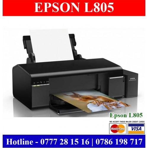 Epson L805 Printers Sri Lanka Photo Printers Dvd Printers