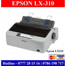 Epson LX310 Printer Sri Lanka Sale Price. Epson LX310 Dot Matrix Printer