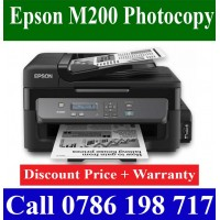 Epson M200 High Speed Back and white printer price in Colombo Sri Lanka
