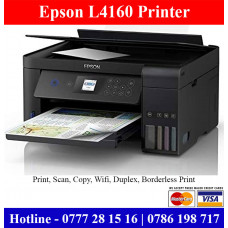 Epson L4160 Wifi Duplex Colour Printer Price Sri Lanka