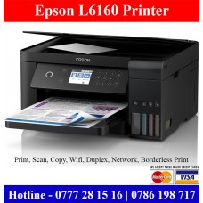Epson L6160 Colour Printer Price in Sri Lanka