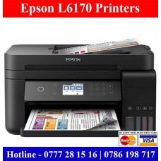 Epson L6170 Multi Function Printer Price in Sri Lanka