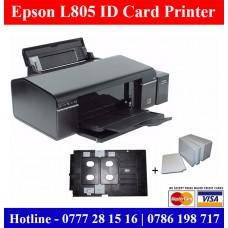 Epson L805 ID Card Printers Sale Price in Sri Lanka