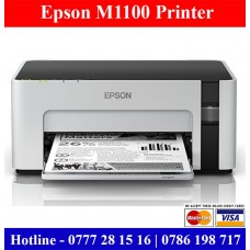 Epson M1100 Printers Sri Lanka | Black Ink tank Printers