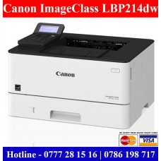 Canon ImageClass LBP214dw Duplex Wifi Printer Price in Sri Lanka