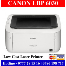 CANON LBP 6030 A4 SIZE BLACK LASER PRINTER Price in Sri Lanka