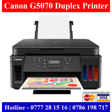 Canon G5070 Duplex Wifi Colour Printers Sri Lanka Price