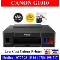 Canon G1010 Printer price in Sri Lanka. Canon G1010 Printers discount price