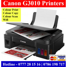 Canon G3010 Printer Price in Sri Lanka | Canon Ink Tank Printer